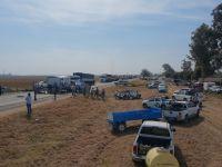 Cierre de las exportaciones de maíz: se viene una gran protesta de productores con cortes en distintas rutas