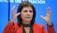 Patricia Bullrich habló de su temor al fraude electoral
