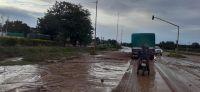 Fuerte temporal en Salta: las rutas que quedaron afectadas por las inclemencias del tiempo