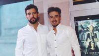 Yeyo De Gregorio y Cachete Sierra. Fuente (Instagram)