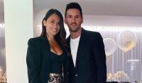Antonela Roccuzzo compartió un tierno vídeo de su hijo Mateo celebrando un gol de Messi