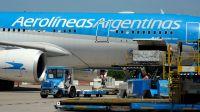 Aerolíneas Argentinas: vacunas. Fuente: Twitter