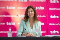 Elecciones 2021: Bettina Romero defendió la convergencia de Unidos por Salta