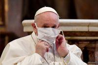 El papa Francisco ya recibió la vacuna Pfizer contra el coronavirus