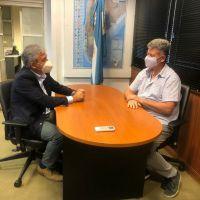 Capitales alternas: el Intendente de Orán viajó a Buenos Aires para mantener importantes reuniones