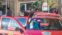 Taxis. Fuente: Twitter