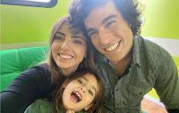 Michelle Renaud y Danilo Carrera tuvieron Covid-19
