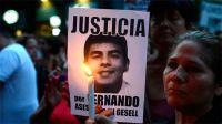 Crimen de Fernando: revelan que por su seguridad, los ocho rugbiers están aislados de otros presos
