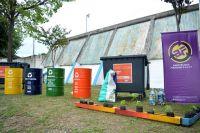 EcoPunto recolectó más de 20 mil tapitas y 5 mil botellas de plástico