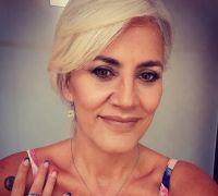 Débora D'Amato dio positivo para coronavirus