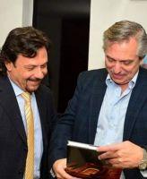 Gustavo Sáenz se reúne con Alberto Fernández y los gobernadores del Norte Grande en La Rioja