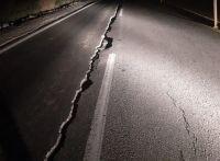 El terrible temblor en San Juan produjo una grieta de 1.000 metros en una ruta del interior