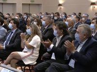 Uno a uno, los seis puntos que tratarán Gustavo Sáenz y Alberto Fernández durante su reunión