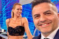 Continúa la polémica: Ángel de Brito no se guardó anda y volvió a apuntar contra Nicole Neumann