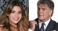 Gianinna Maradona y Luis Ventura. Fuente (Instagram)