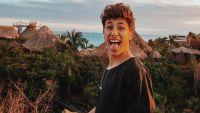 Juanpa Zurita cautivó a sus seguidores con unas fotos desde sus vacaciones