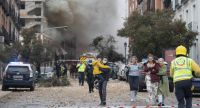 Terror en Madrid: al menos tres muertos y varios heridos tras la explosión en el edificio