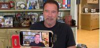 Arnold Schwarzenegger. Fuente (Instagram)