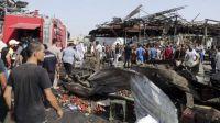 Pánico en Bagdad: Más de 30 muertos en un doble ataque suicida
