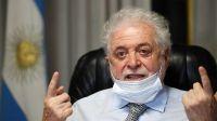 """Ginés también recibió la vacuna Sputnik V: """"Los médicos ponen el alma en esta lucha"""""""