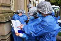 Coronavirus en Argentina: 11.396 nuevos casos y 142 muertes en 24 horas