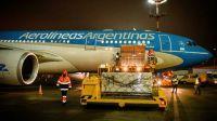 Argentina enviaría otro vuelo a Rusia en busca de nuevas dosis