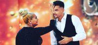 Gladys Jiménez y Tyago Griffo. Fuente (Instagram)