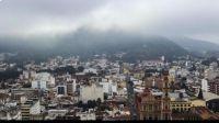 Clima en Salta. Fuente: (Twitter)