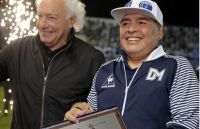 """""""Ese no era Diego, ya no estaba"""": Guillermo Coppola relató con un desgarrador comentario los últimos días de Maradona"""
