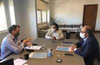 Katopodis y Sáenz avanzan sobre la obra de salida al Pacífico que beneficiará a Salta