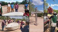 Gran apoyo del gobierno de Sáenz a más de 800 salteños de comunidades originarias