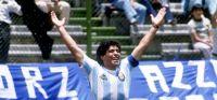 """Damaris Alejandra, la primogénita no conocida de Diego Maradona: """"Quise que se supiera la verdad"""""""