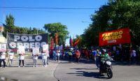 Marcha del Partido Obrero. Fuente: (Twitter)