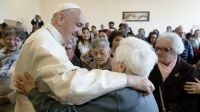 El papa Francisco anunció la institución de la Jornada Mundial de los Abuelos y de los Mayores