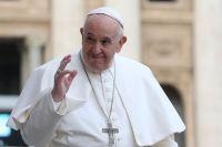El Papa Francisco recibió la segunda dosis de la vacuna contra el Covid-19