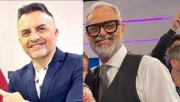 Ángel De Brito y Jorge Rial. Fuente (Instagram)