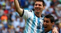 Di María y Messi. Fuente (Instagram)