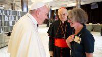 El Papa Francisco designó por primera vez a una mujer como subsecretaria para el Sínodo de los Obispos