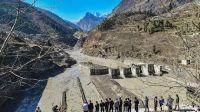 Otra tragedia azota al mundo: 26 muertos en India tras la rotura de un glaciar del Himalaya