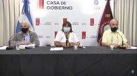Coronavirus, salmonella y dengue: las autoridades informan sobre la situación epidemiológica de Salta