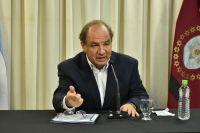 Ricardo Villada defendió la reforma Constitucional con un picante mensaje