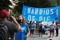 Caos, tensión y embotellamientos en la ciudad: movimientos sociales protestan frente a Desarrollo Social