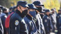 TERRIBLE VIDEO: disparos, piñas y empujones entre wichis y la policía durante un operativo de ANSES