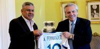 ¿Vuelve Fútbol para Todos? La TV Pública coquetea con volver transmitir la Liga Profesional