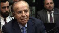 Muerte de Carlos Menem: Río Tercero decidió no unirse al duelo nacional