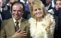Los amores de Carlos Menem: sus matrimonios y romances con varias famosas