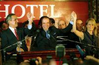 El día que Menem eligió a Juan Carlos Romero para la fórmula presidencial