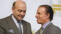 """""""Fue un ejemplo de liderazgo"""": Domingo Cavallo despidió al ex presidente Carlos Menem"""