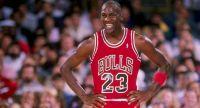Michael Jordan de cumpleaños