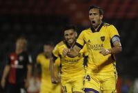 Boca se llevó los tres puntos de Rosario gracias a Carlos Izquierdoz